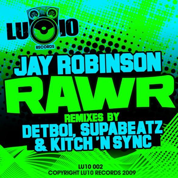 LU10003 Jay Robinson – Rawr