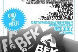 BFK VIP package