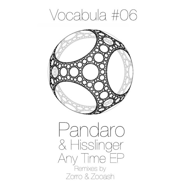 Pandaro & Hisslinger - Any Time EP
