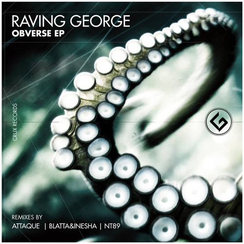 Raving George - Obverse EP