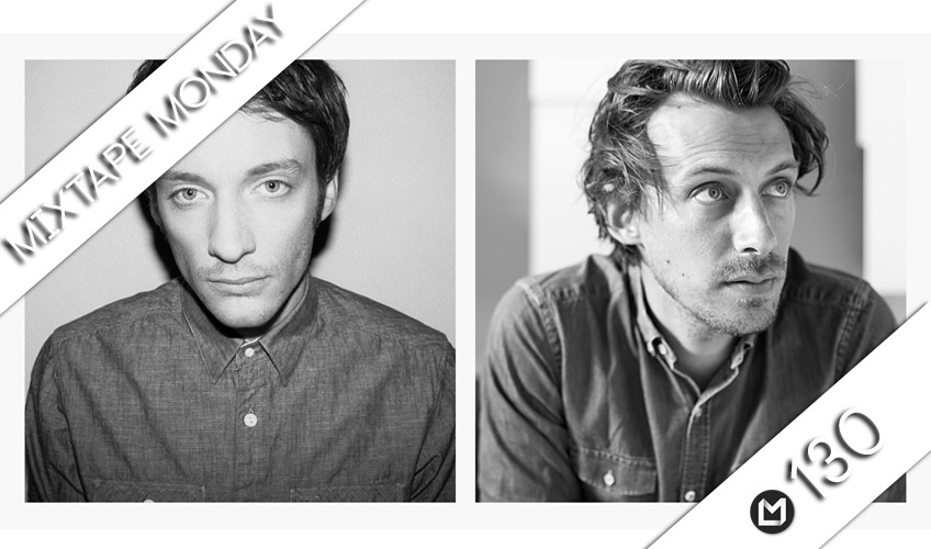Mixtape Monday #130 | The Alexanders aka Alex Metric & Yuksek