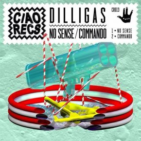 Dilligas – No Sense / Commando [Free DL]
