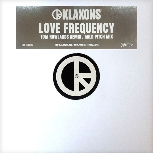 Klaxons - Love Frequency (Tom Rowlands Remix)