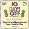 Dave Clarke – 10 Days Off 2014