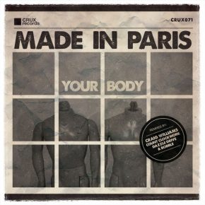 Made in Paris – Your Body EP