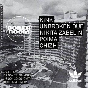 KiNK – Boiler Room Moscow Live Set