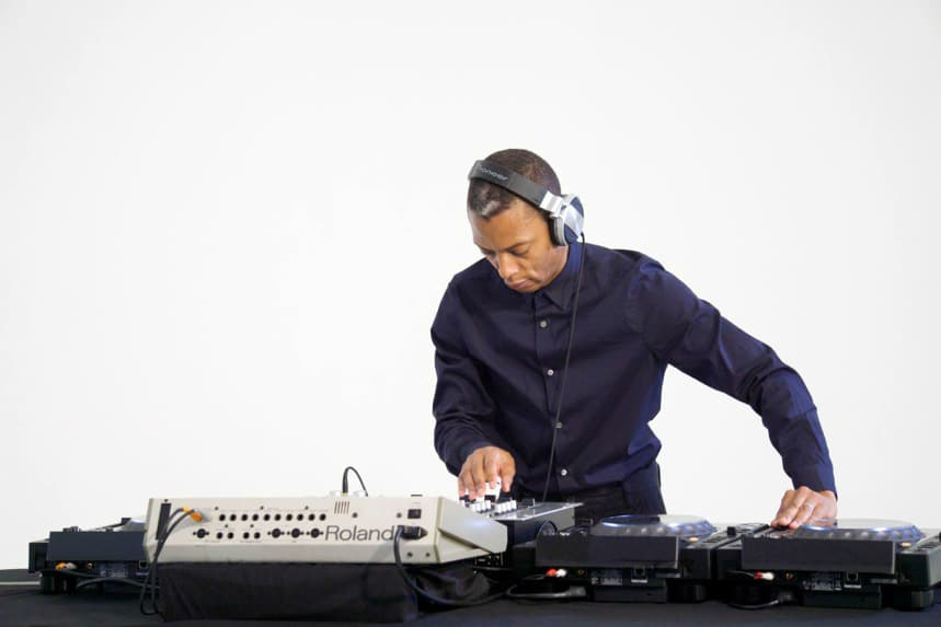 Jeff Mills - Exhibitionist 2