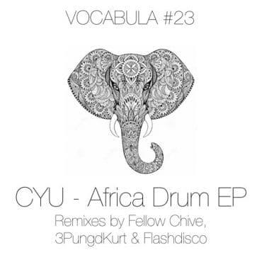 CYU - Africa Drum EP