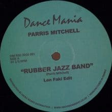 Parris Mitchell – Rubber Jazz Band (Len Faki Edit)