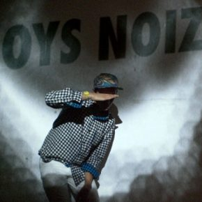 New [Swoon] Boys Noize Remix & Radio Mix