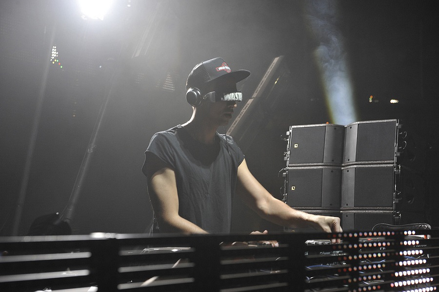 Boys Noize at HARD SUMMER 2012