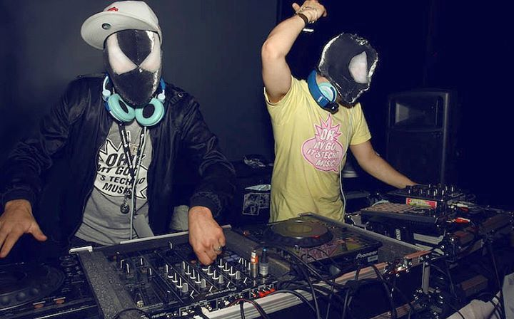 The Bloody Beetroots x OH MY GOD IT'S TECHNO MUSIC™