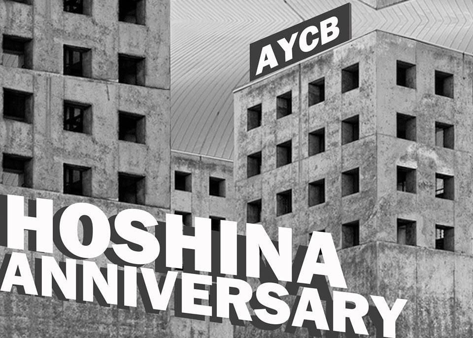 Hoshina Anniversary - Ghetto Wild EP