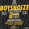 BOYS NOIZE RECORDS RADIO SHOW @ RED BULL STUDIOS PARIS